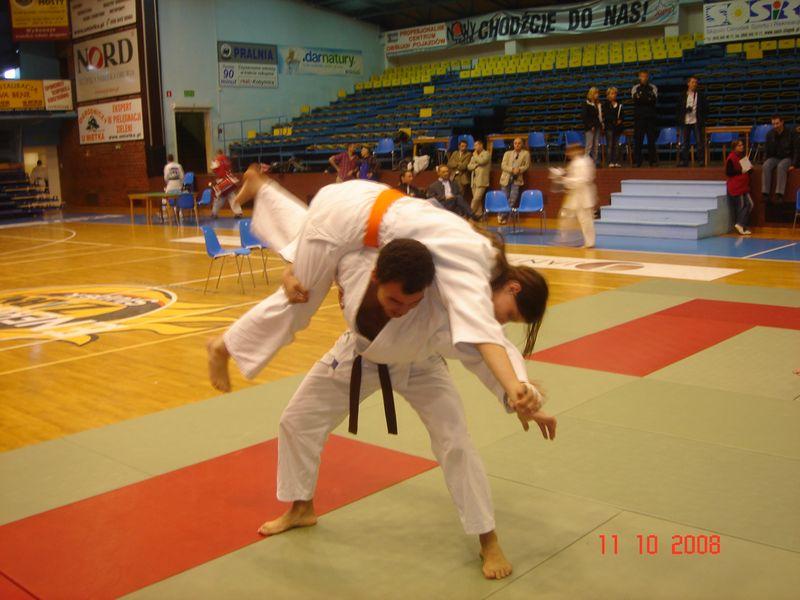 Zdjęcia z: Mistrzostwa Polski Kata Ju Jitsu-październik 2008