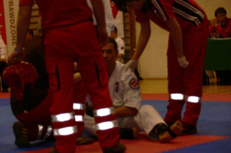 Zdjęcia z: Otwarte Mistrzostwa Pomorza i Kujaw Semi-knockdown karate-marzec 2008