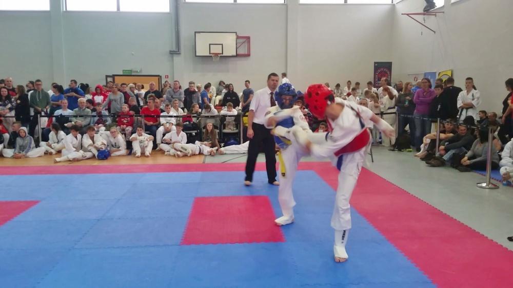 Zdjęcia z: Puchar Polski Karate Kyokushin w Szczecinku 8.12.2018r.