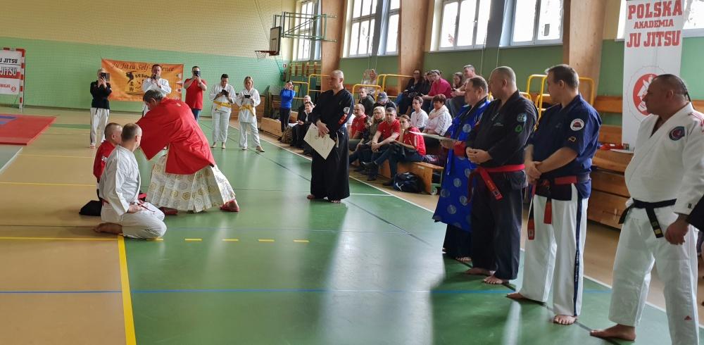 Zdjęcia z: Międzynarodowe Seminarium Ju JItsu w Zielonej Górze 15-16.03.2019