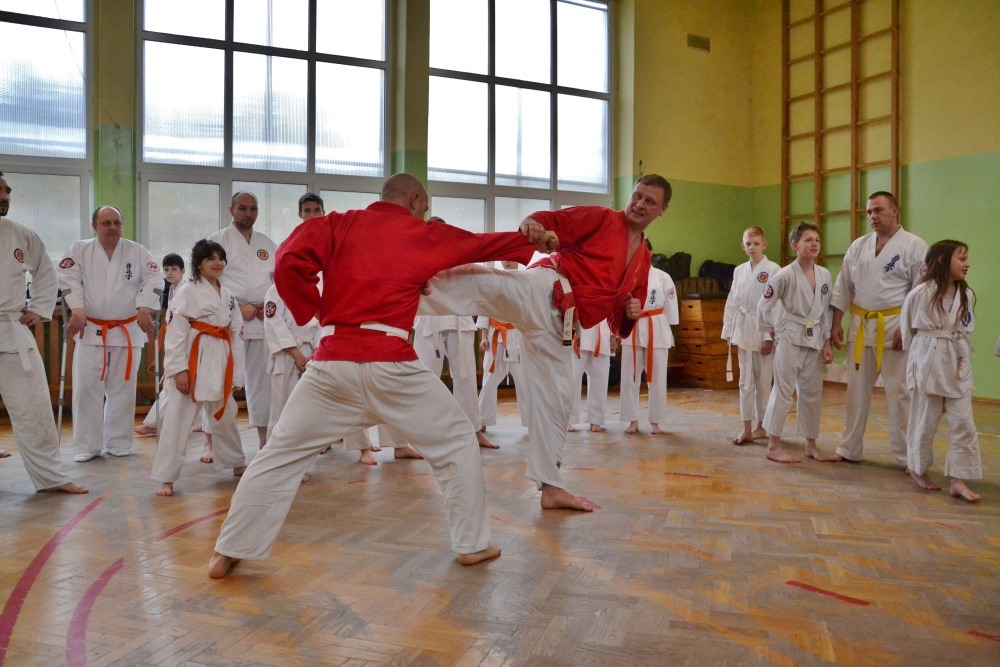 Zdjęcia z: 08.04.2017 Ogólnopolskie Seminarium Ju Jitsu w Bydgoszczy