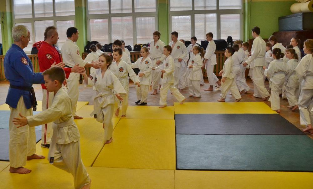 Zdjęcia z: Egzamin Ju Jitsu 03.02.2018