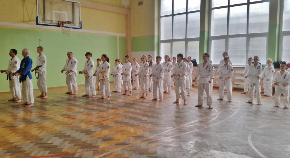 Zdjęcia z: Egzamin Ju Jitsu 23.02.2019