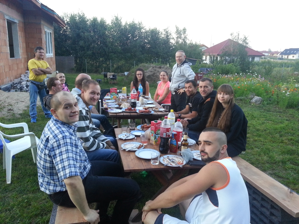 Zdjęcia z: Gril BKSzW, sierpień 2015