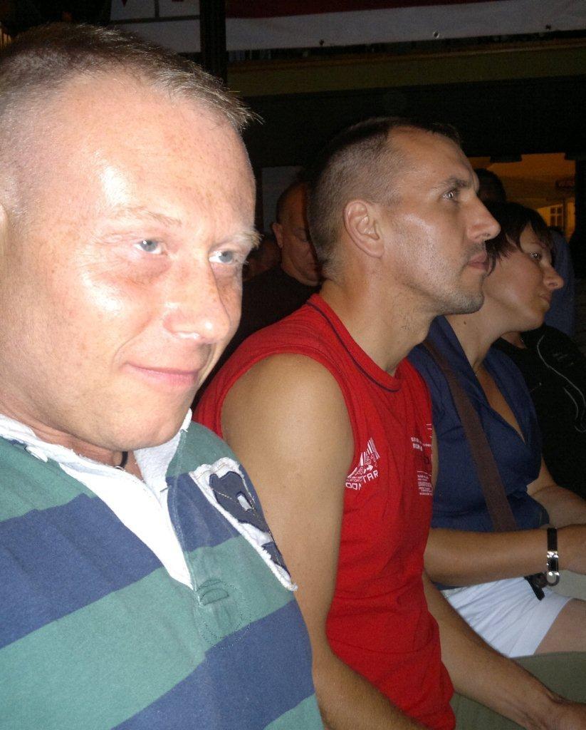 Zdjęcia z: Inauguracja roku treningowego 2011/12