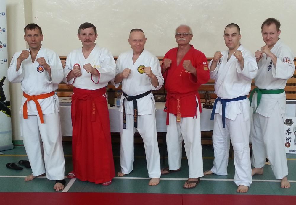 Zdjęcia z: Konsultacje Ju Jitsu w Koninie