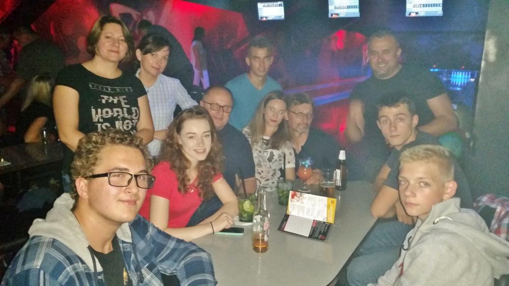 Zdjęcia z: Członkowie BKSzW na kręglach