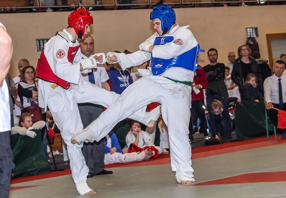 Zdjęcia z: 10.03.2018 Makroregion Karate Kyokushin-Nowa Sól
