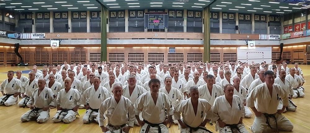 Zdjęcia z: Międzynarodowy Obóz Karate Kyokushin Kraków 2019