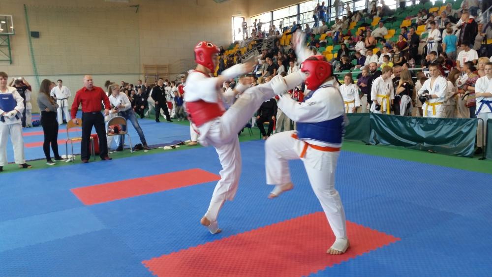 Zdjęcia z: Międzynarodowy Puchar Prezydenta Miasta Sieradza w Karate Kyokushin