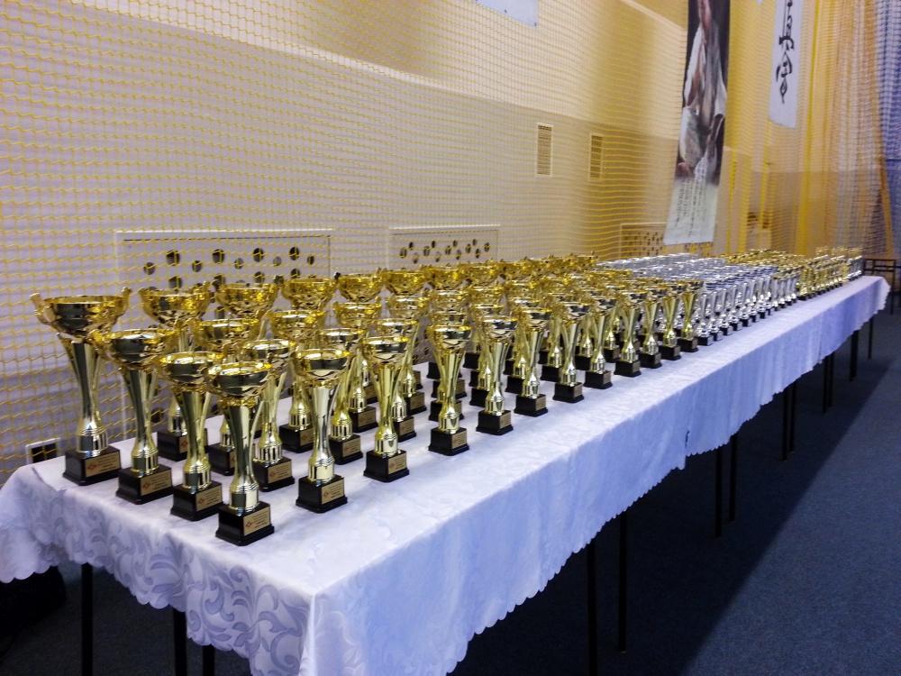 Zdjęcia z: 13.12.2014r. Puchar Polski Karate Kyokushin