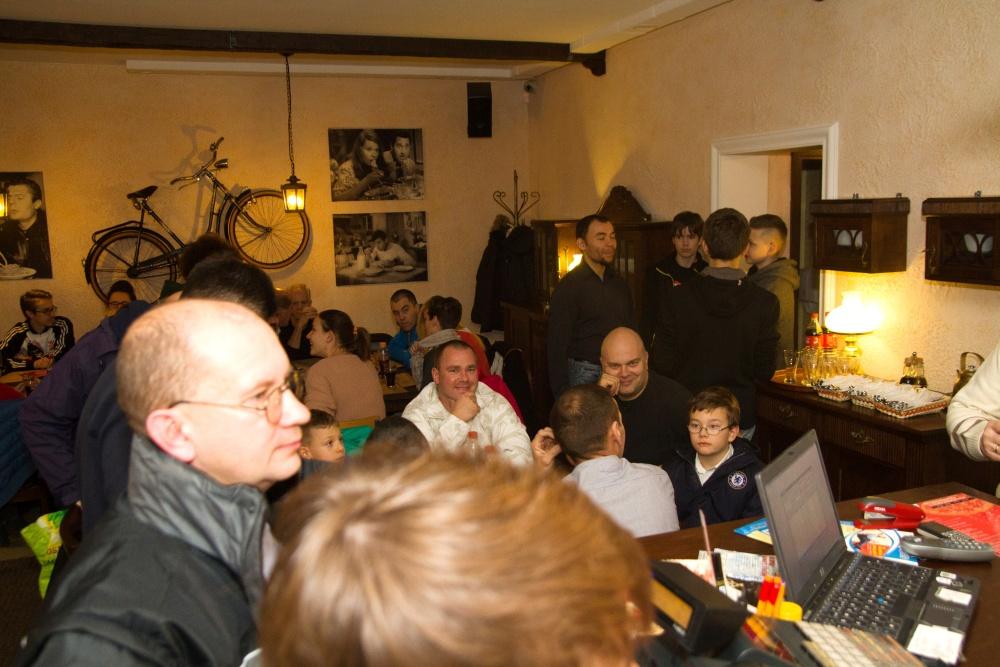 Zdjęcia z: 22.11.2014r. Spotkanie ze wspomnieniami.