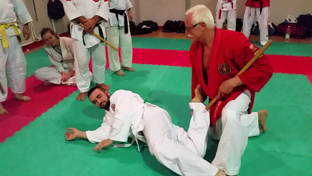 Zdjęcia z: Ogólnopolskie Szkolenie Ju Jitsu 21.11.'15-Łódź
