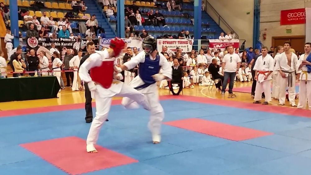 Zdjęcia z: Międzynarodowy Turniej Kyokushin Karate o Puchar Prezydenta Miasta Szczecin 05.11.2016