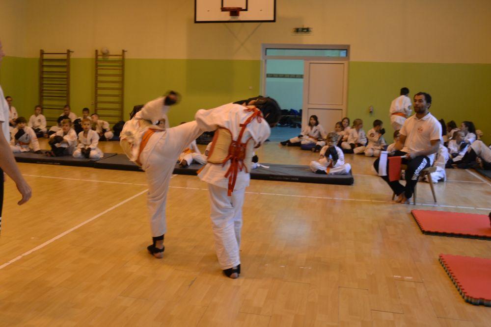 Zdjęcia z: Turniej BKSzW Kyokushin Kumite, Najsilniejszego Obozowicza oraz piłki nożnej